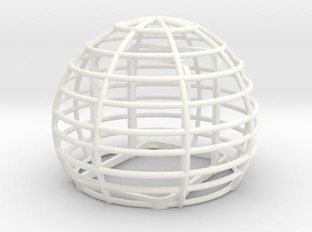 Basket windshield for Zoom H2N 3d printed