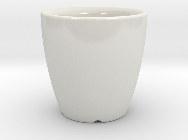 one cup a day | Day 11: Hard to Handle Cup 3d printed