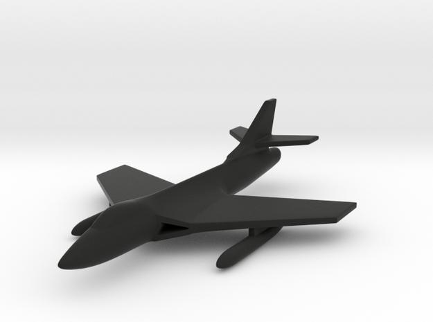 1/285 (6mm) Hawker Hunter 3d printed