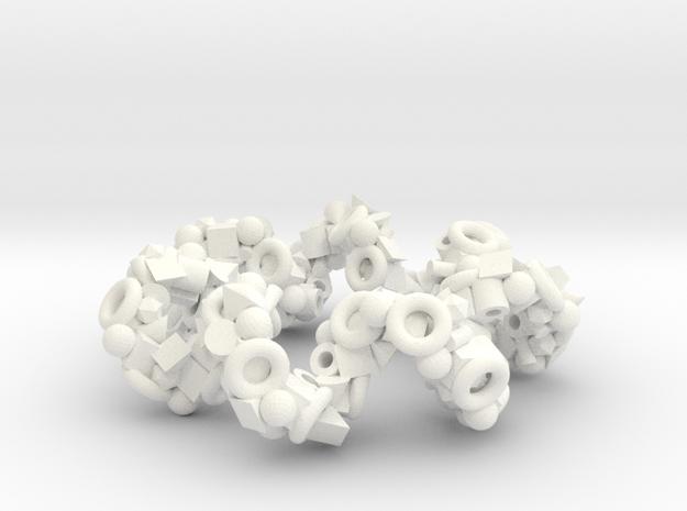 Sprin Ring 3d printed