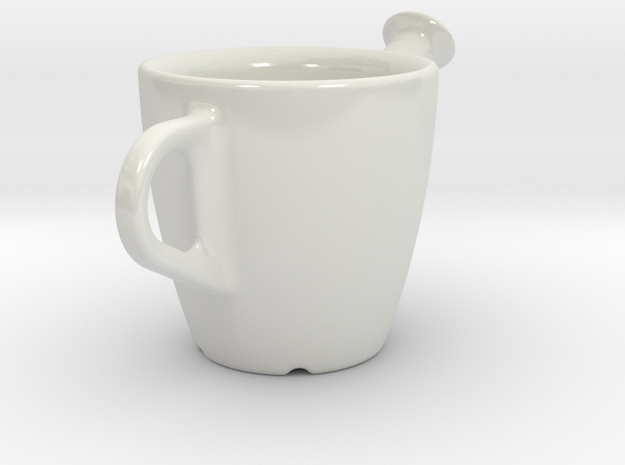one cup a day | Day 20: Spouted Cup 3d printed