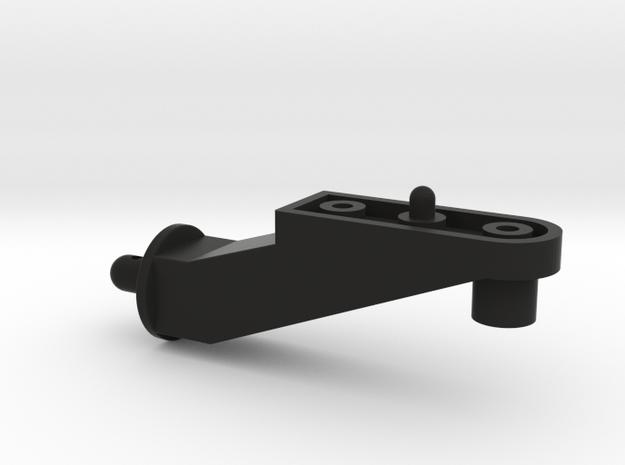 Tamiya CC01 Bodymount 10MM lift in Black Natural Versatile Plastic