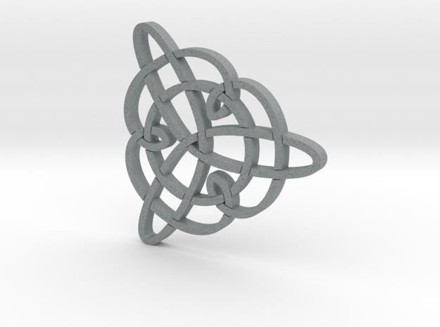 Trefoil2 3d printed