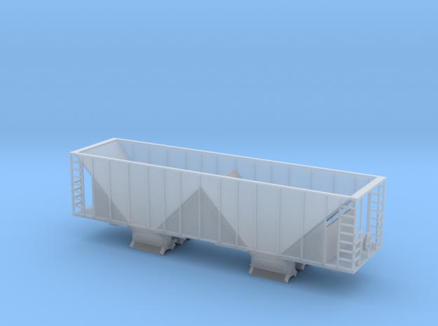 Ballast Hopper Car - N scale