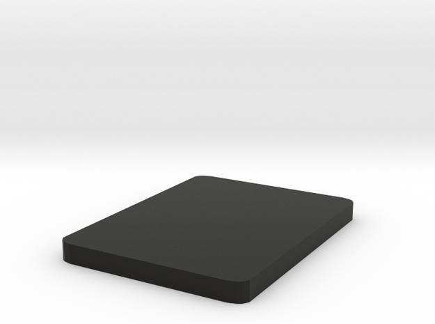 N64p prototype case top 3d printed