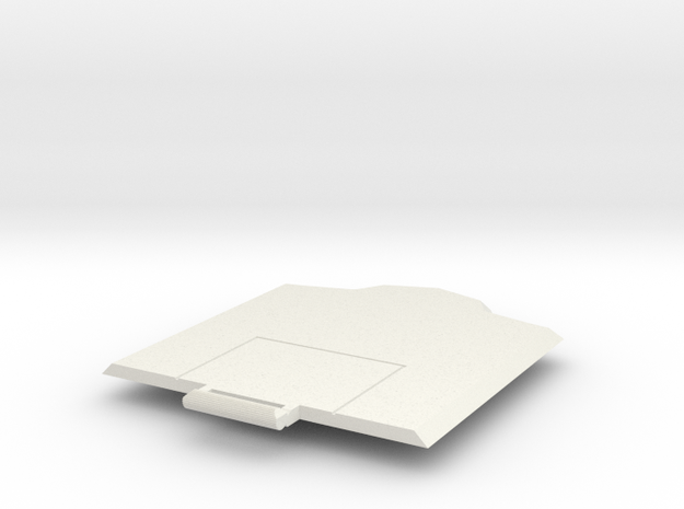 Sunlink - Op Top v. 2D in White Natural Versatile Plastic
