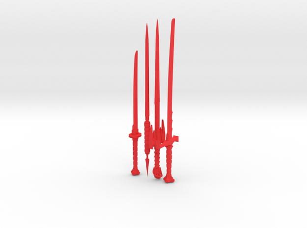 ACC-06-Swords 7inch MOTU v2.1 3d printed
