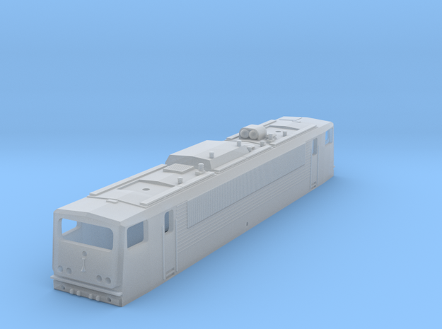 BR155 1/220 in Smooth Fine Detail Plastic