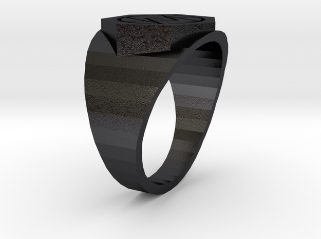 Deathless Ring 3d printed