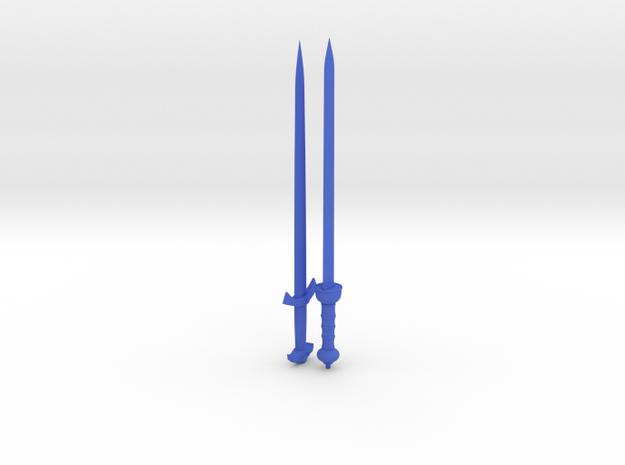 ACC-09-Swords 7inch MOTU v2.3 3d printed