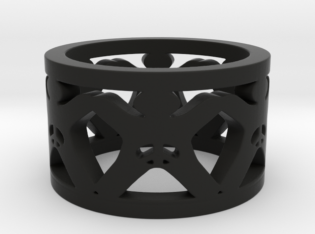 Intactivist Ring Size 8 3d printed