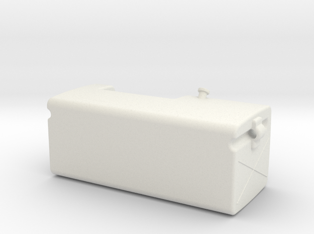 Fuel-tank-large RH 3d printed