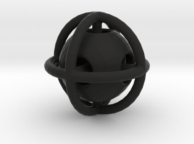 Thinker Stumper 001 3d printed