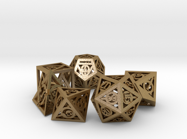 Deathly Hallows Dice Set noD00