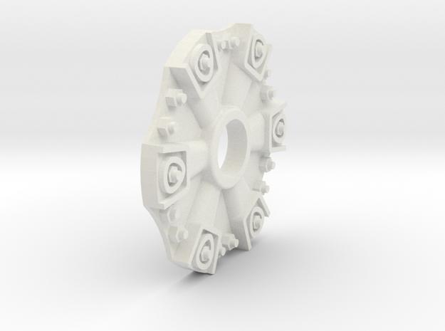 Trilex in White Natural Versatile Plastic