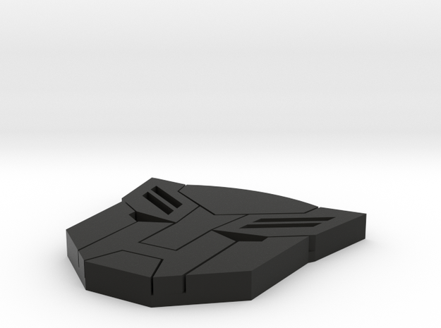 small autobot 3d printed
