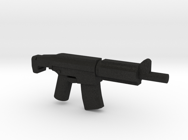 JD ACR-M4 Combo Rifle 2 3d printed
