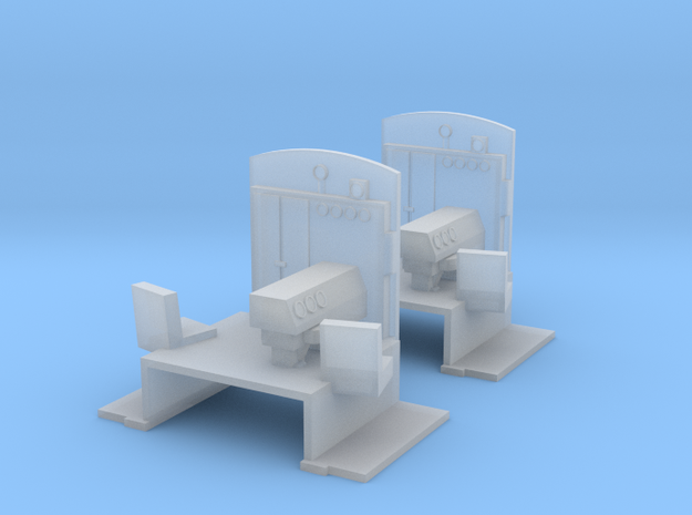 N-Scale FM H-10-44 Cab Interiors (Detail Part) 3d printed