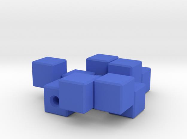 Three Piece Block 3d printed