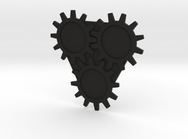 AUC03 Gear Set design 1 3d printed