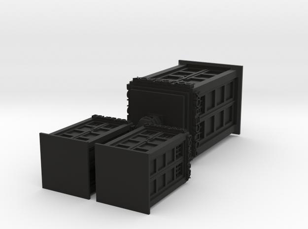Tardis Set 3d printed