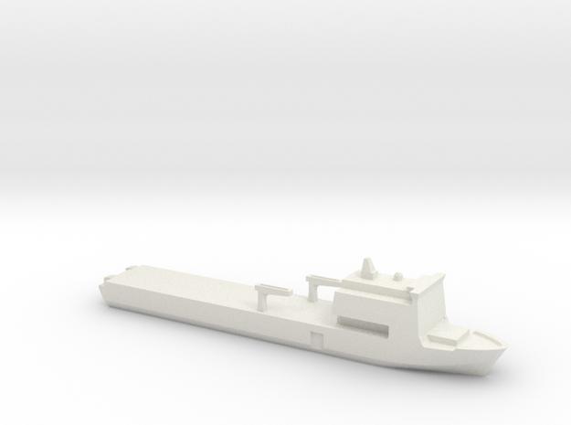 Bay 1:1800 in White Natural Versatile Plastic