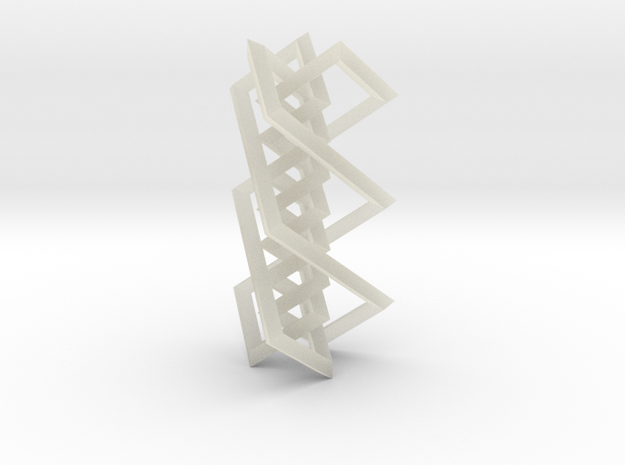 Spiralosaurus 3d printed