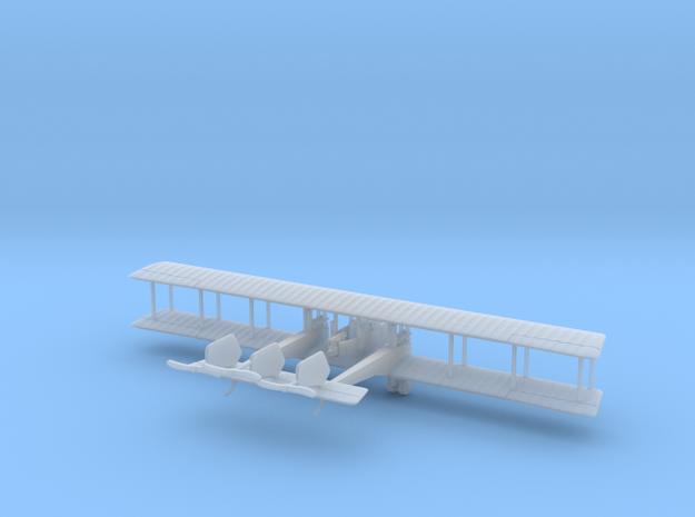 1/144 Caproni Ca.3 in Smooth Fine Detail Plastic