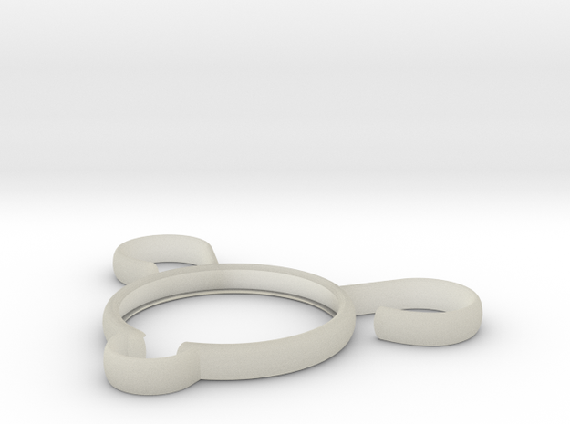 Bearina-Open Design IUD (concept) 3d printed