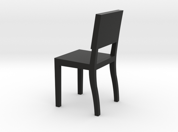 1:24 Square Chair 3 3d printed