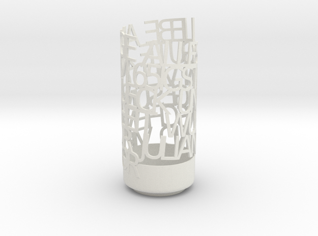 Teelicht JV 3d printed