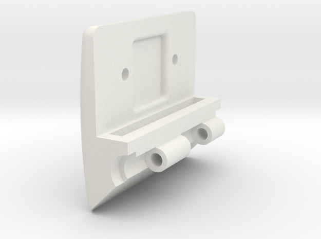 closed henge in White Natural Versatile Plastic