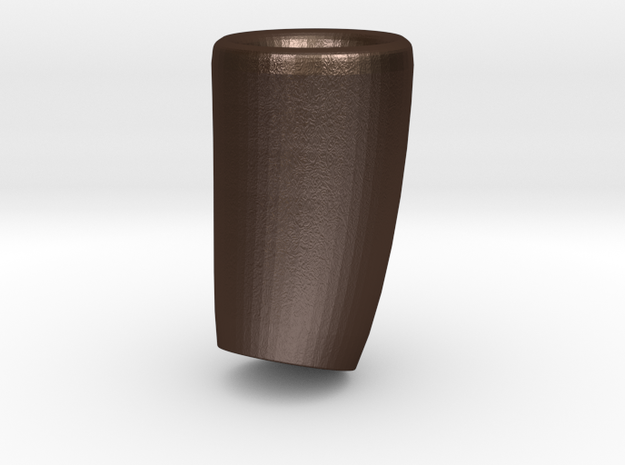 flowervase / dubble-sided useable 3d printed