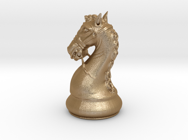 Knight Chess Piece 3d printed