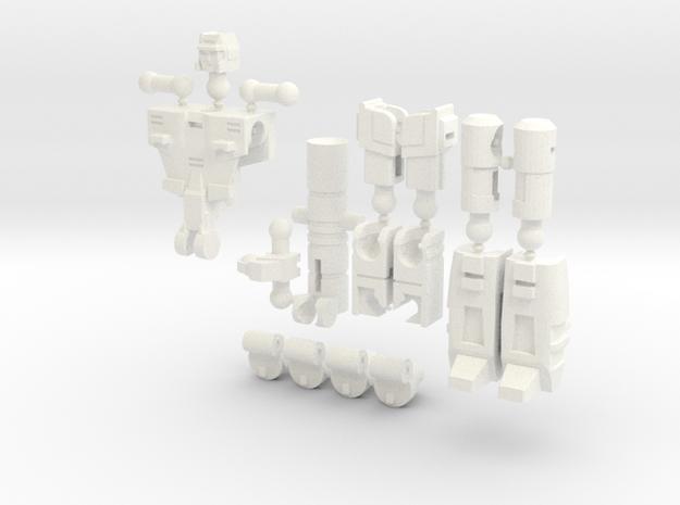 """Truncheon"" Gunslinger figure - Version 2 3d printed"