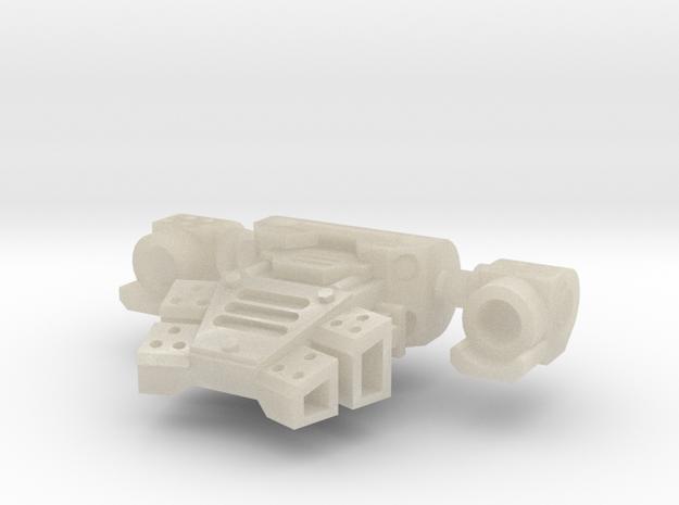Space Warrior Jet Pack Version 2 3d printed