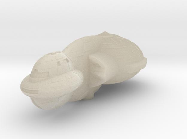 PDF 'Pulsar' Frigate 3d printed