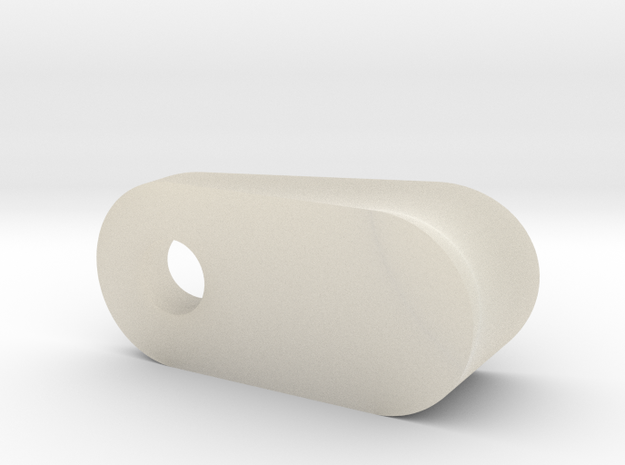 MSLED Tailconev5 servo cap 3d printed
