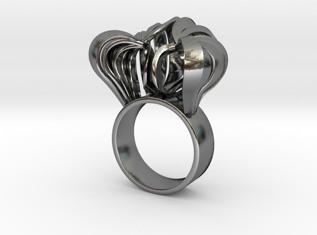 Pumpkin Ring Size 8 3d printed