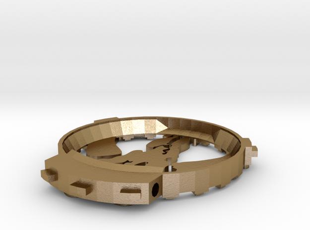 Mando Necklace 3d printed