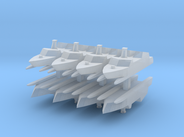 Type 022 1:2400 x8 in Frosted Ultra Detail