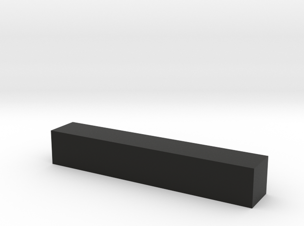 Block 4x4x24 3d printed