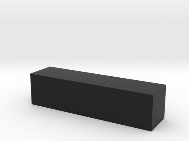 Block 3x3x12 3d printed
