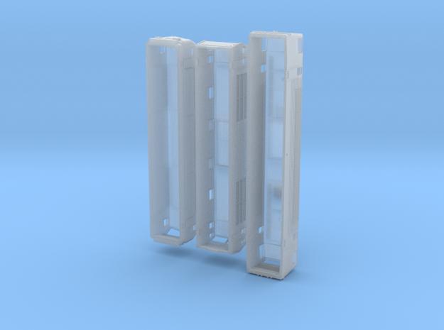 3er Set BR155 BR180 BR181  1zu220 in Smooth Fine Detail Plastic