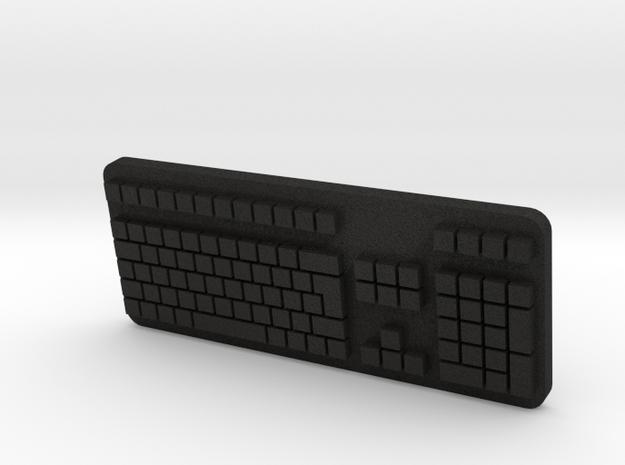Keyboard 3d printed