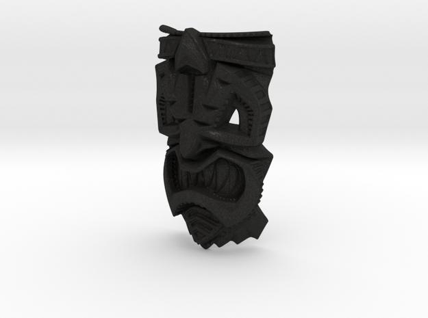 TikiheadE_30mm1 3d printed