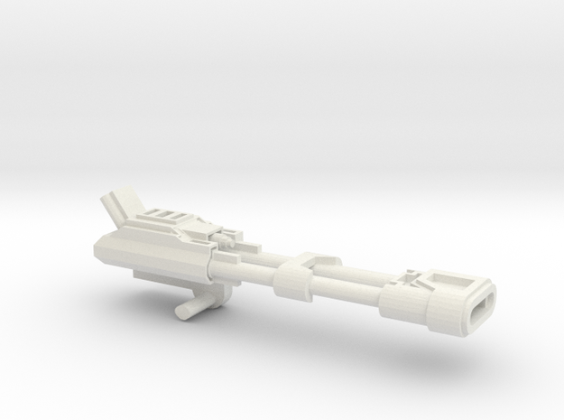 1:18 Dual Pulsar Cannon 3d printed