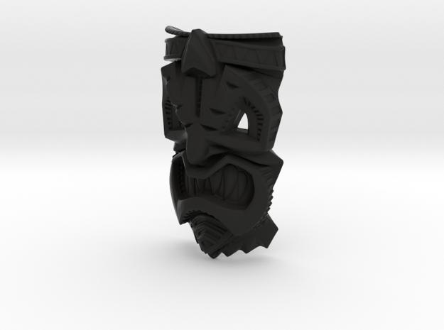 TikiheadE_60mm1 3d printed