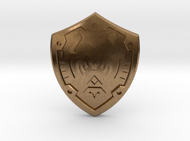 Hero's Shield I 3d printed