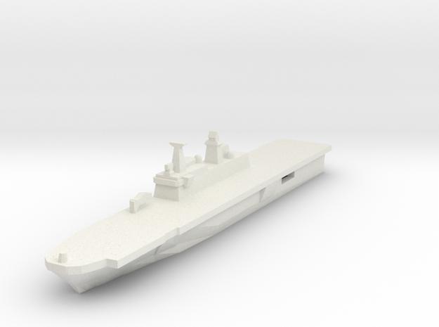 Dokdo 1:3000 x1 in White Natural Versatile Plastic